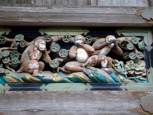 Famous monkeys!