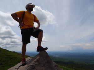 Le roi de la montagne