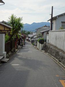 Dans les rues de Miyajima