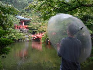 Un des multiples temple de Kyoto