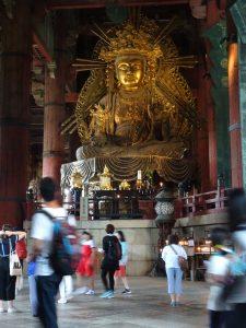 Nara statue 2