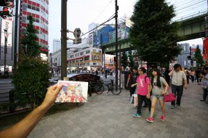 Le manga des schoolgirls!